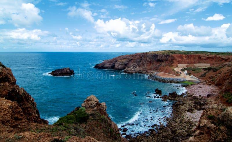 El Praia hace Portinho hace Forno fotos de archivo libres de regalías