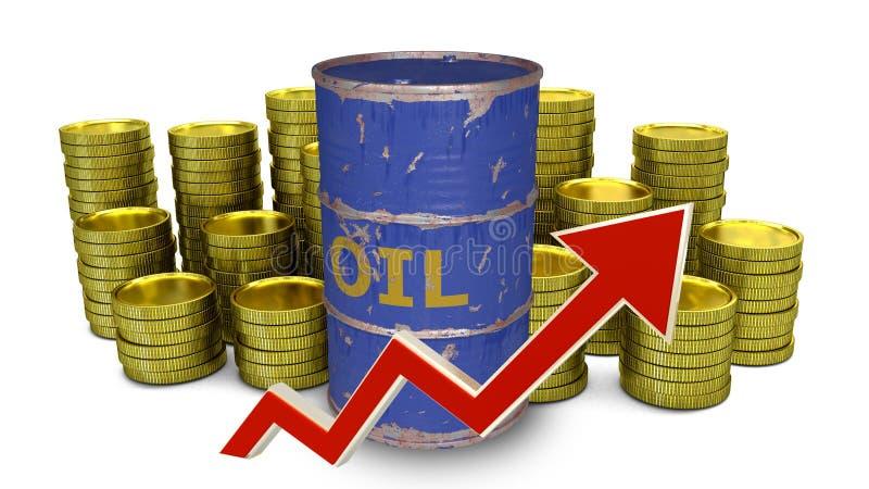 El precio del combustible que se alza