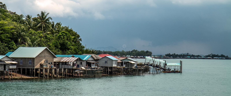 El pueblo en donde el origen se coloca fotografía de archivo