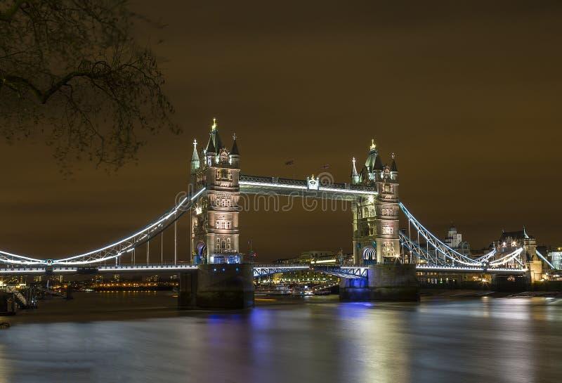 ¡El puente de la torre! foto de archivo