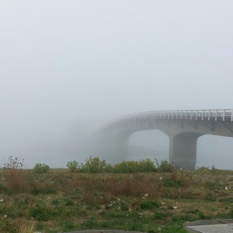 El puente a en ninguna parte foto de archivo libre de regalías
