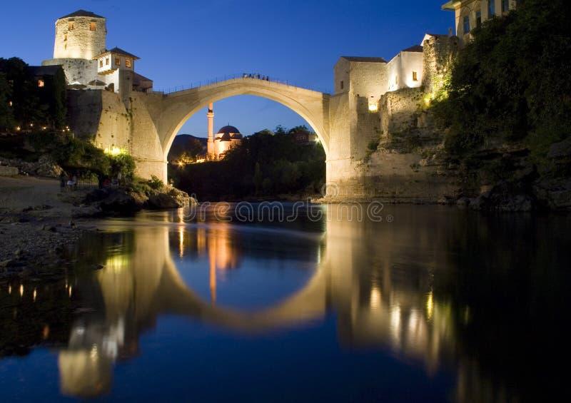 El puente viejo imagen de archivo libre de regalías