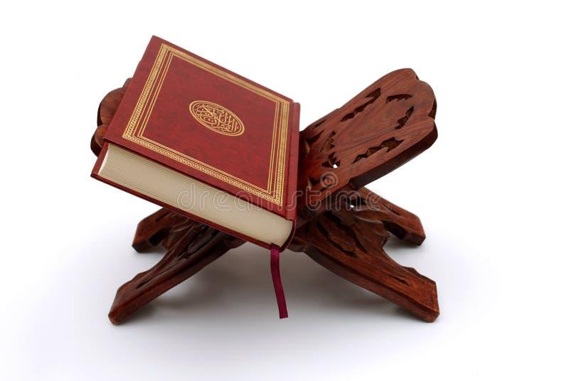 El Quran santo imágenes de archivo libres de regalías