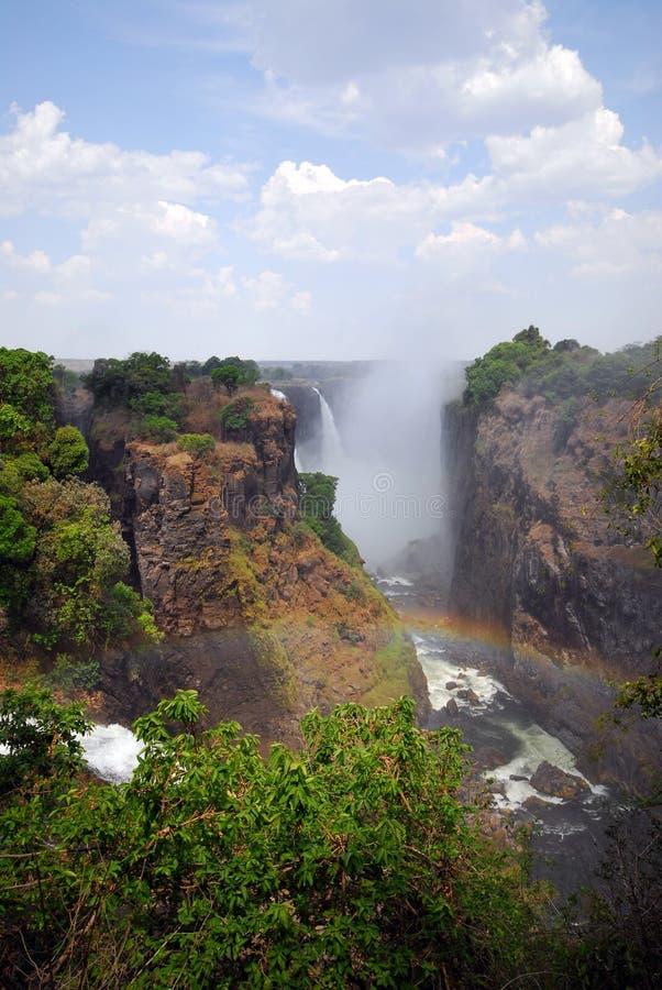 El río de Zambezi 2 fotos de archivo