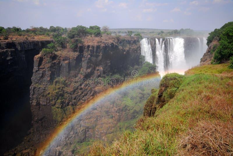 El río de Zambezi 5 fotografía de archivo libre de regalías