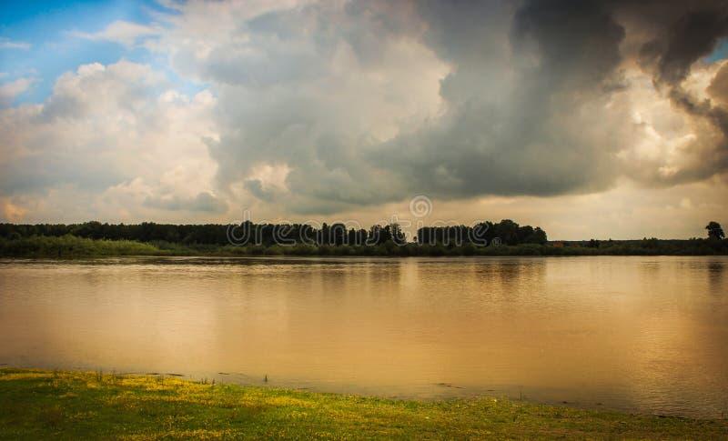 El río Sava imagenes de archivo