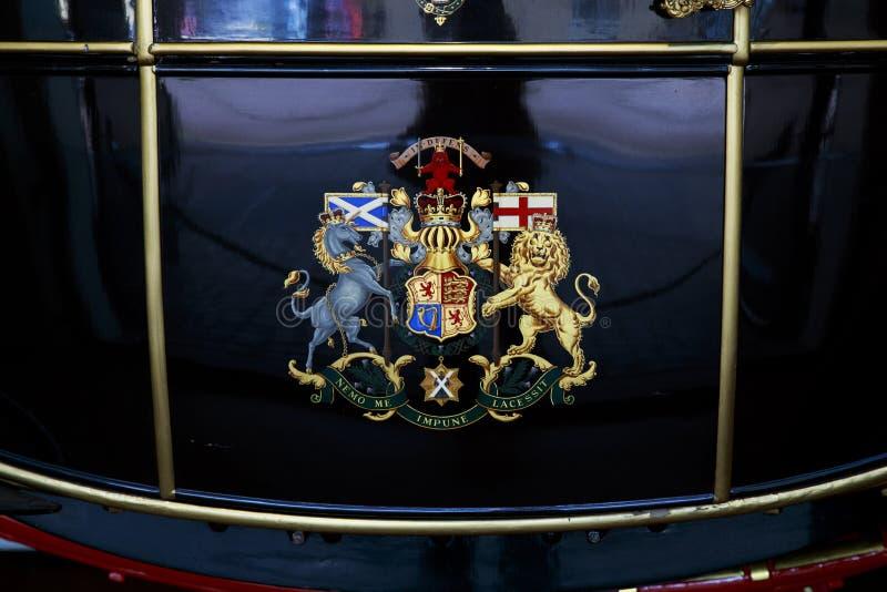 El real maúlla, Londres foto de archivo libre de regalías