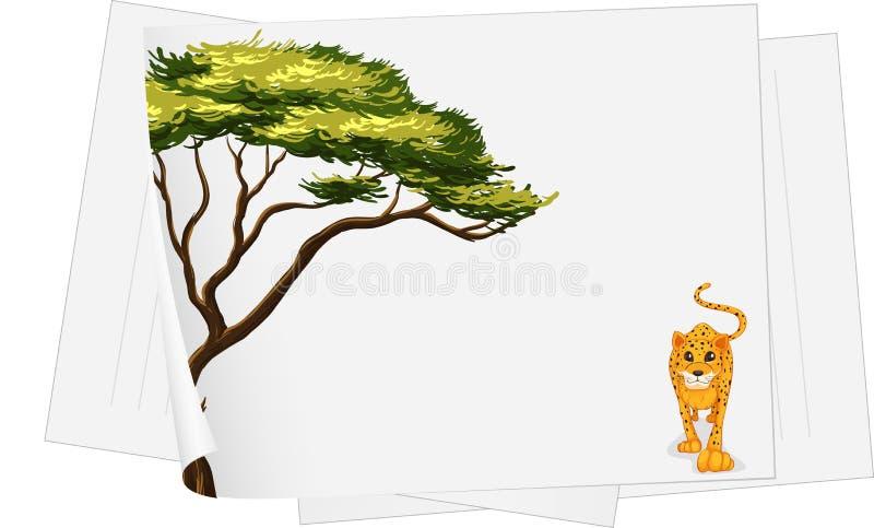 El recorrer del guepardo
