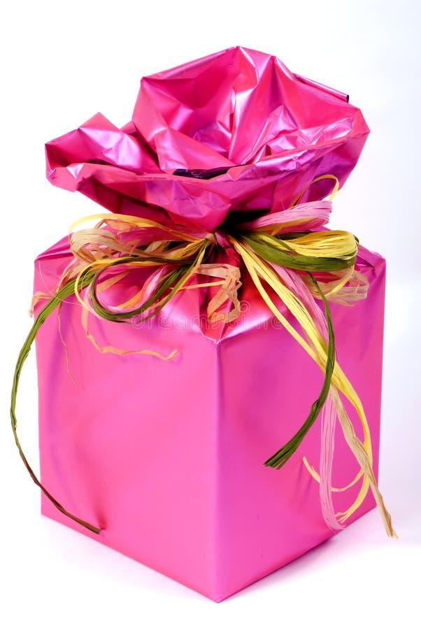 El regalo imágenes de archivo libres de regalías
