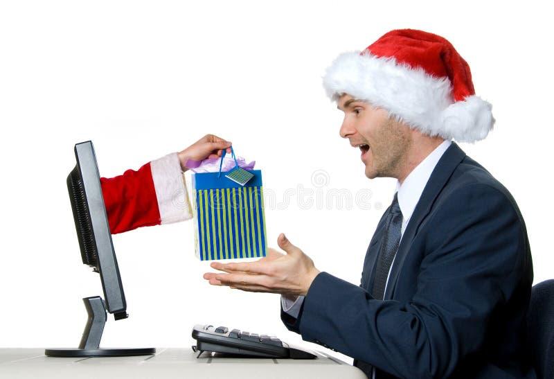 El regalo imagen de archivo libre de regalías