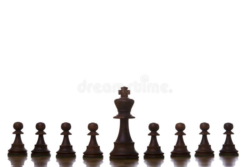 El rey imagen de archivo