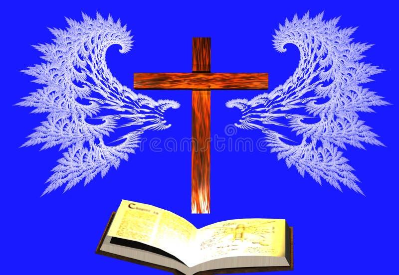 El rezo tiene alas libre illustration