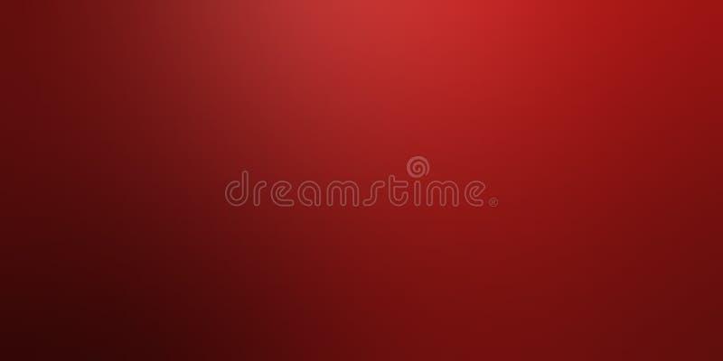 El rojo empañó el papel pintado sombreado del fondo ejemplo vivo del vector del color fotografía de archivo libre de regalías