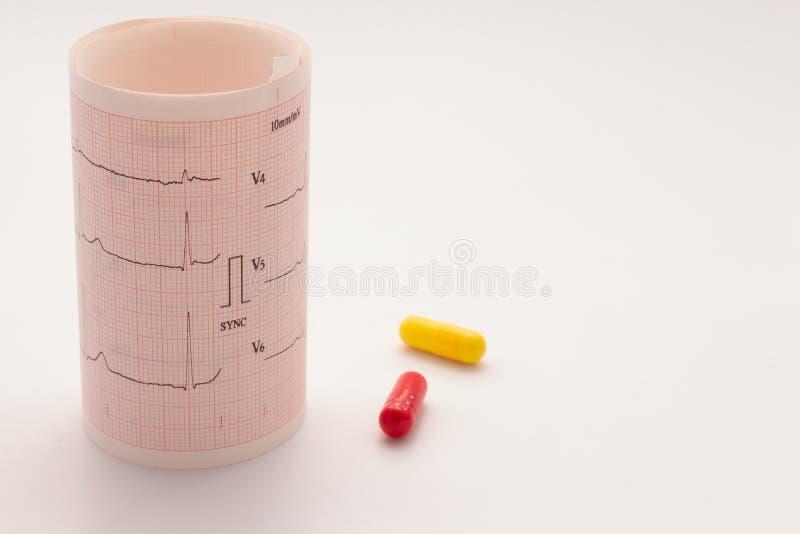 Tableta Con El Cinc De Las Palabras (Zn) Imagen de archivo..
