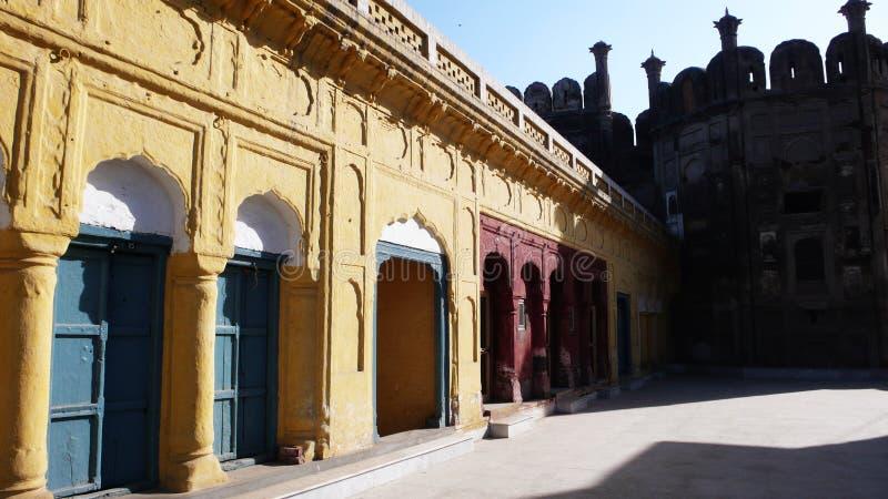 El Samadhi de Ranjit Singh fotos de archivo