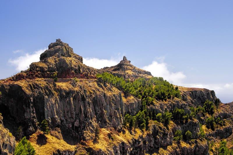 EL Santo, La Gomera, canari, Espagne image stock