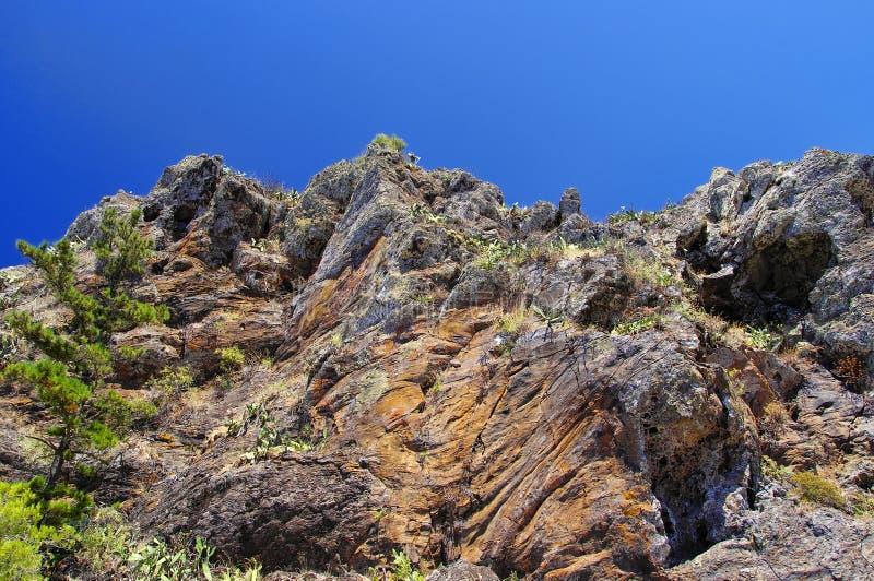 El Santo, La Gomera, Canary, Spain royalty free stock images