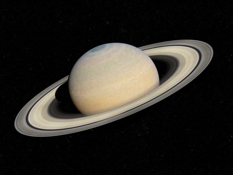 el Saturno ilustración del vector