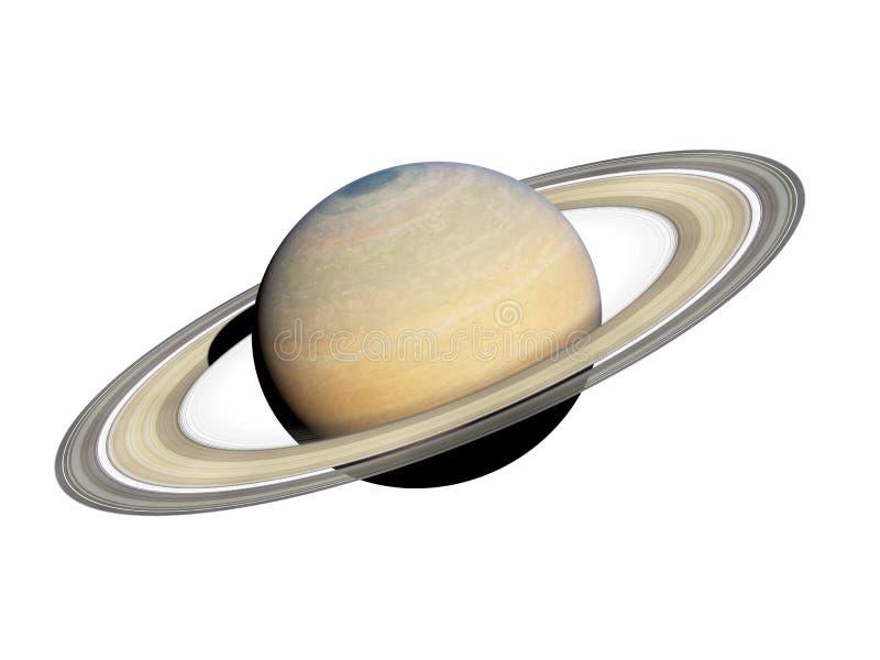 el Saturno stock de ilustración