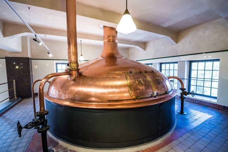 El sector cervecero imágenes de archivo libres de regalías