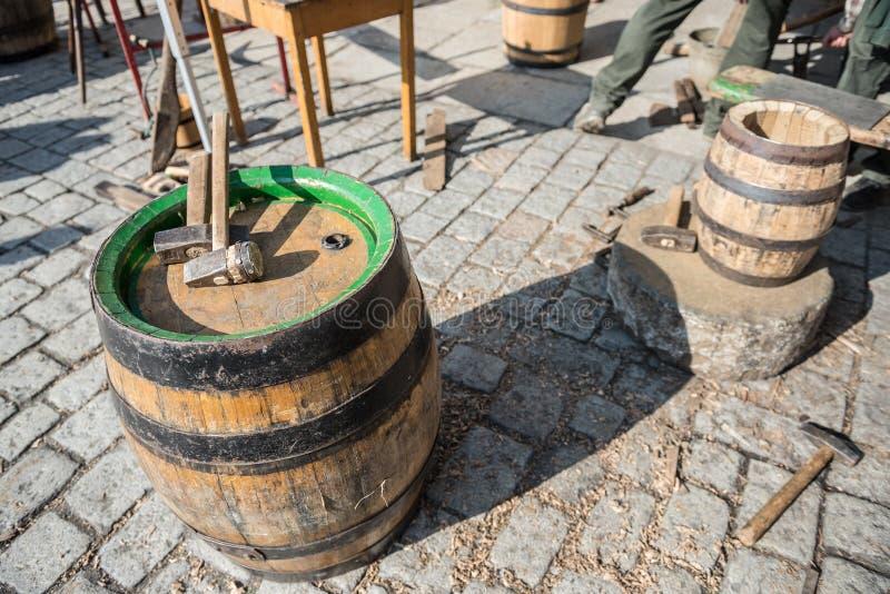 El sector cervecero imagenes de archivo