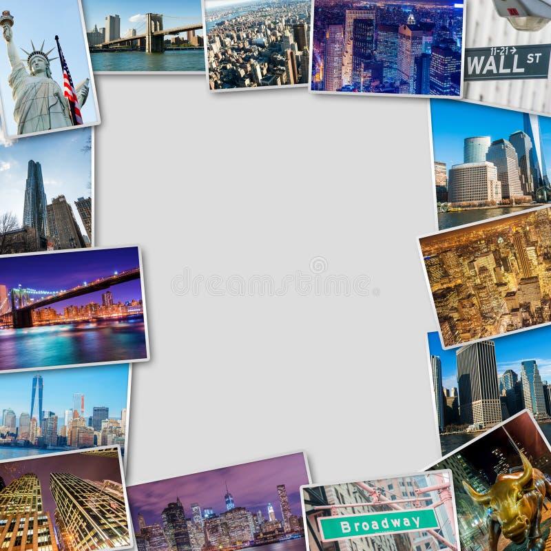 Dorable Nueva York Horizonte De Marco De Fotos Imágenes - Ideas ...