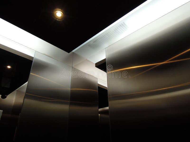 El sitio fantástico del elevador es lo que acabo de ver fotos de archivo libres de regalías