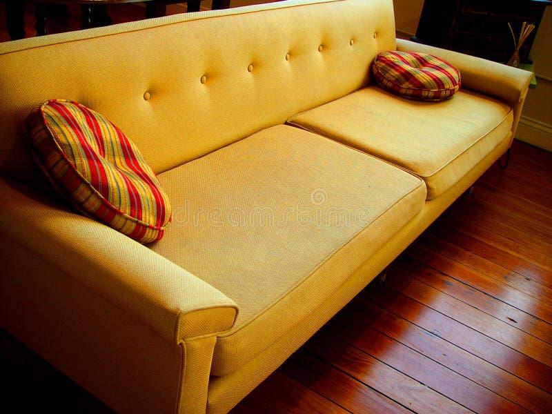 El Sofá Imagen de archivo