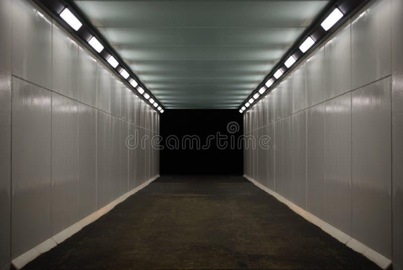 El túnel fotos de archivo