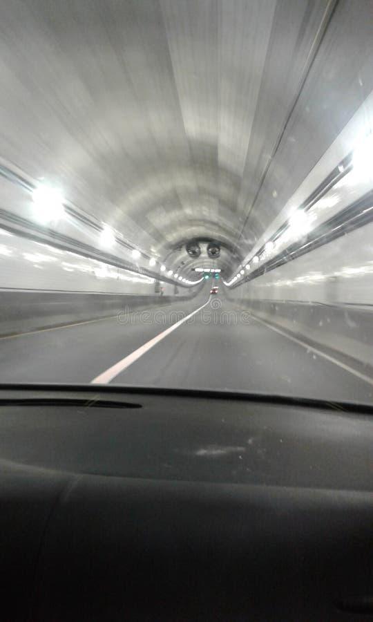 El túnel imagenes de archivo