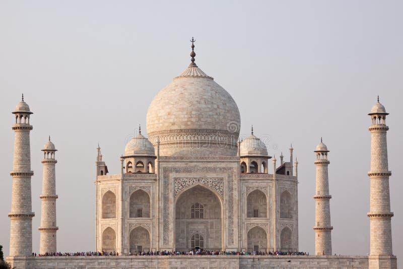 El Taj Mahal fotos de archivo