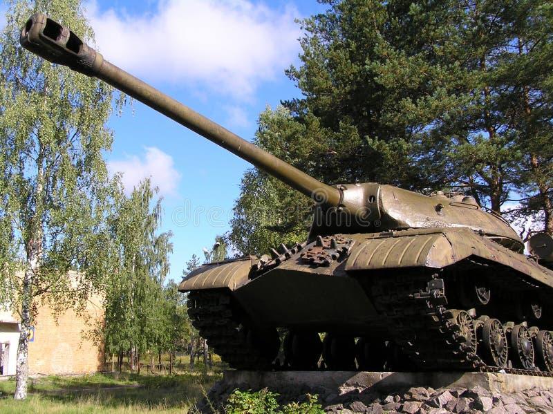 El tanque IS-3 imagen de archivo