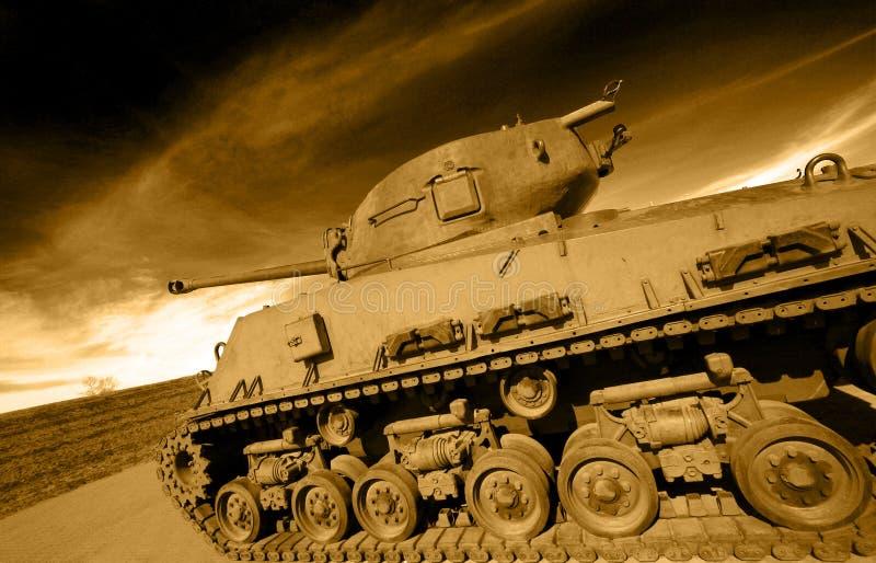 El tanque foto de archivo libre de regalías