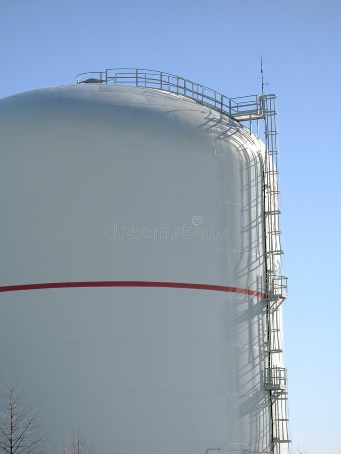 El Tanque De Agua Fotografía de archivo