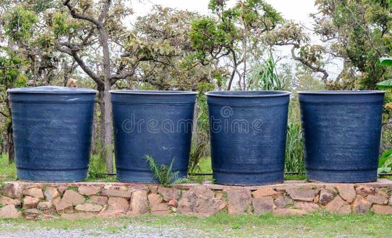 El tanque de agua grande imagen de archivo libre de regalías