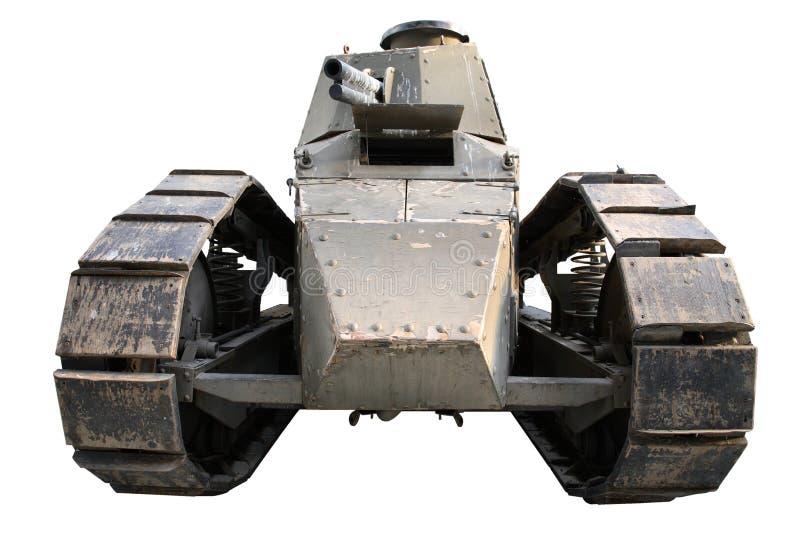 El tanque de la vendimia foto de archivo libre de regalías
