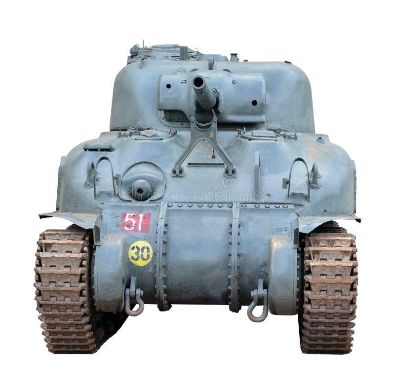 El tanque de Sherman fotos de archivo libres de regalías