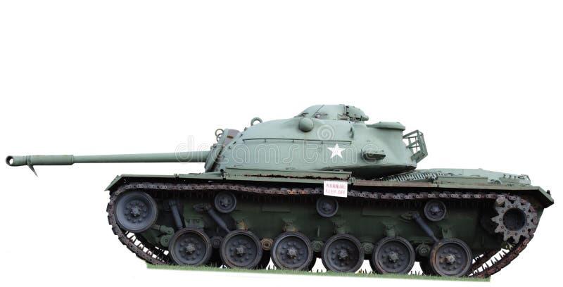 El tanque del Ejército del EE. UU. fotografía de archivo libre de regalías