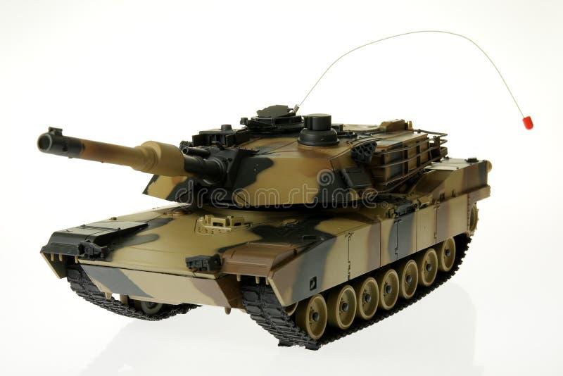El tanque del juguete RC imagenes de archivo