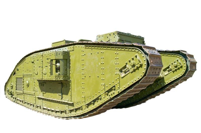 El tanque histórico de Ðк V, varón foto de archivo libre de regalías