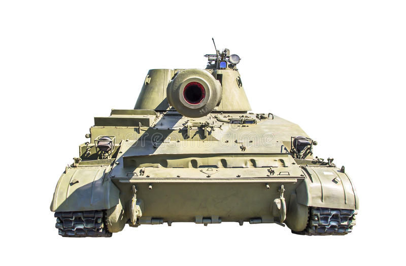 El tanque militar de la Segunda Guerra Mundial fotos de archivo