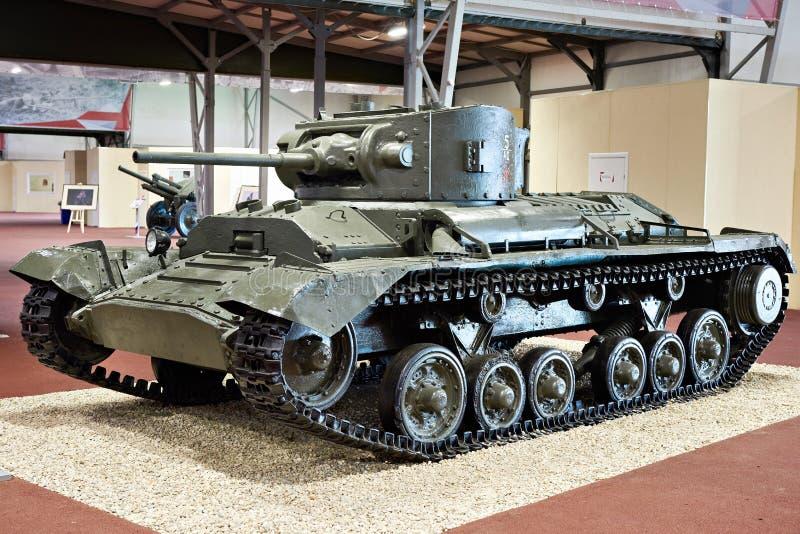 El tanque Mk de la infantería III tarjeta del día de San Valentín foto de archivo libre de regalías