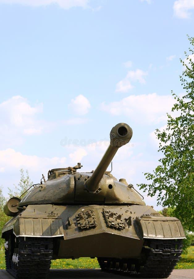 El tanque soviético imágenes de archivo libres de regalías