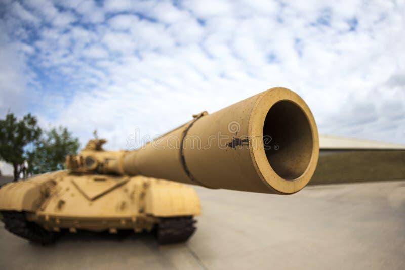 El tanque t 72 foto de archivo