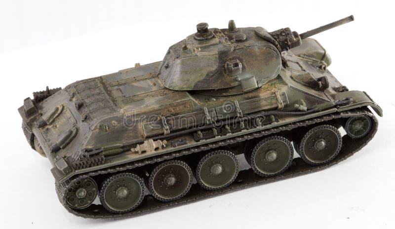 El tanque T34 imagenes de archivo