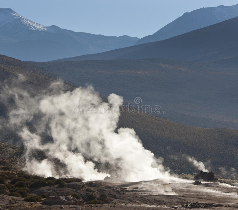 Download El Tatio Geysers - Atacama Desert - Chile Stock Photo - Image: 15444968