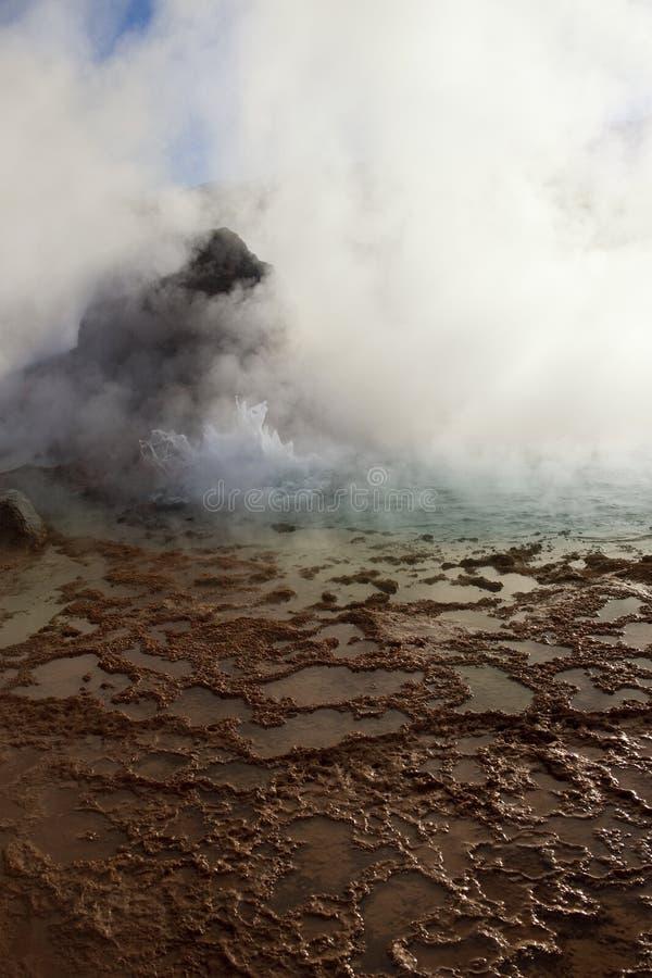 El Tatio Geysers - Atacama Desert - Chile