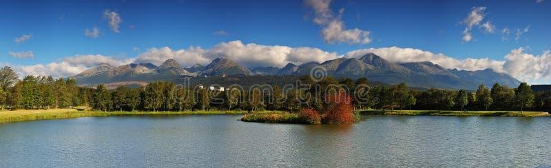 El Tatras fotografía de archivo libre de regalías