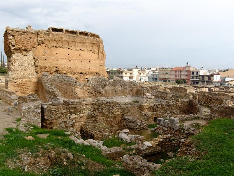 El teatro de Argos imagen de archivo libre de regalías