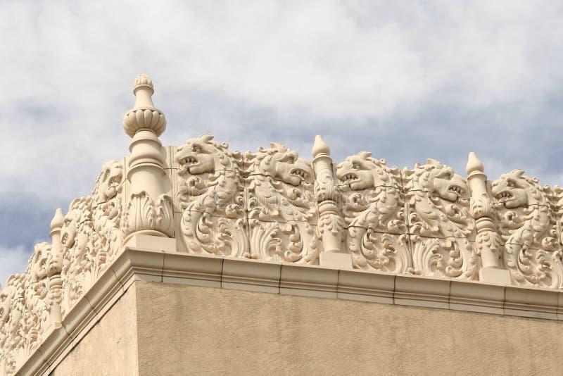 El teatro de Lensic - Santa Fe fotografía de archivo